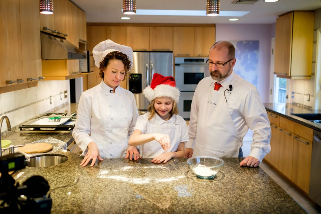 Chef Becky's Gingerbread and Biscuits & Gravy episodes