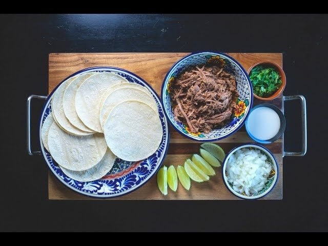 Chef Becky's Barbacoa Shredded Beef Tacos, Perfect for Tailgating and Cinco de Mayo!
