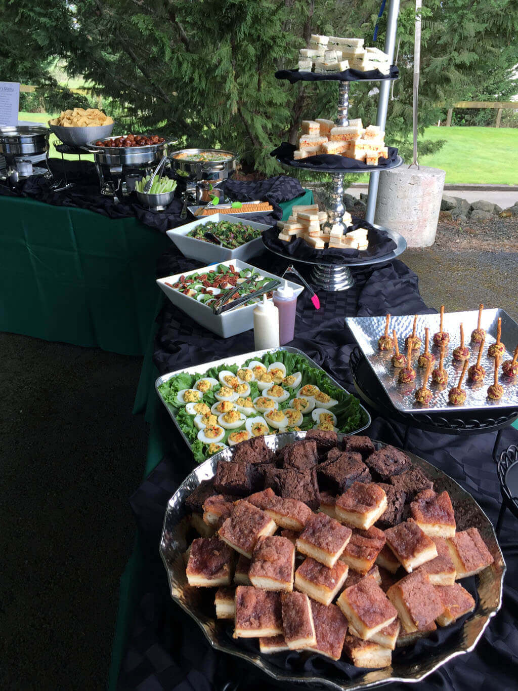 Oak Hills Golf Club Event